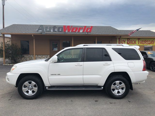 2004 Toyota 4Runner 4X4 Limited