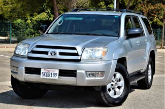 2004 Toyota 4Runner SR5 WITH 3RD ROW in Reseda, CA, CA 91335