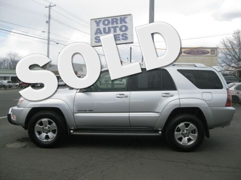 2004 Toyota 4Runner Limited in , CT