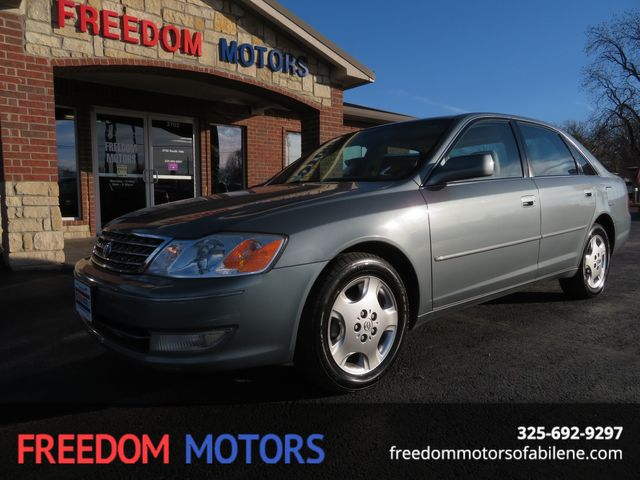 2004 Toyota Avalon XLS | Abilene, Texas | Freedom Motors  in Abilene,Tx Texas