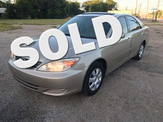 2004 Toyota Camry in Ft. Worth TX