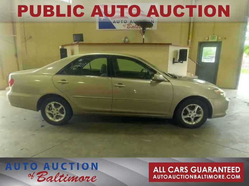 2004 Toyota CAMRY  | JOPPA, MD | Auto Auction of Baltimore  in JOPPA MD