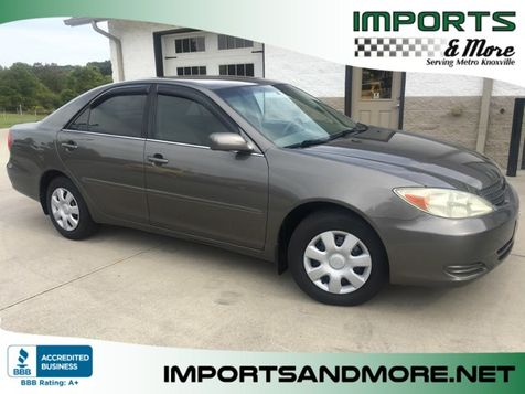 2004 Toyota Camry LE in Lenoir City, TN