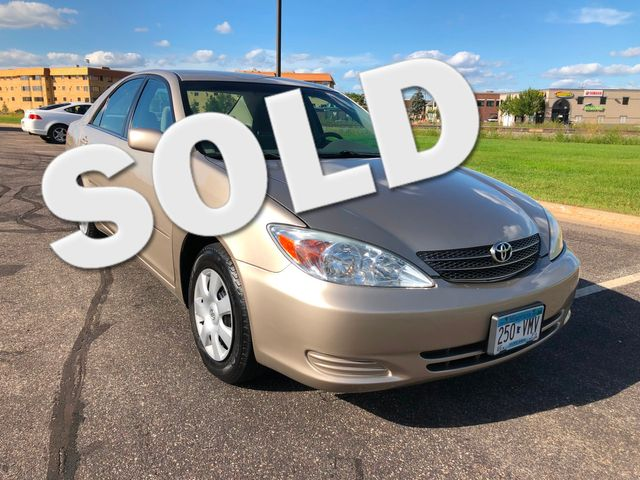 2004 Toyota Camry LE Maple Grove, Minnesota 0
