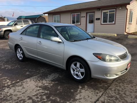 2004 Toyota Camry XLE in