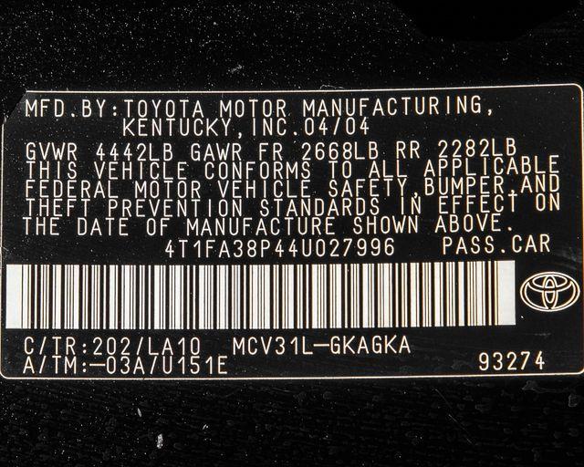 2004 Toyota Camry Solara SLE Burbank, CA 32