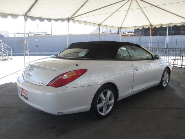 2004 Toyota Camry Solara SLE Gardena, California 2