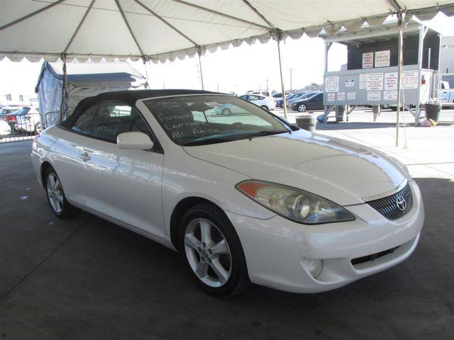 2004 Toyota Camry Solara SLE Gardena, California 3