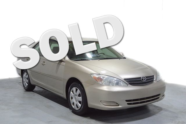 2004 Toyota Camry LE Tampa, Florida