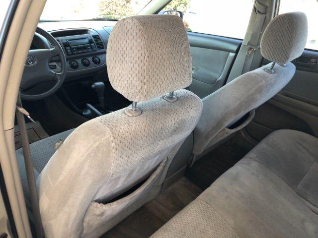 2004 Toyota CAMRY V6 XLE V6 LINDON, UT 13