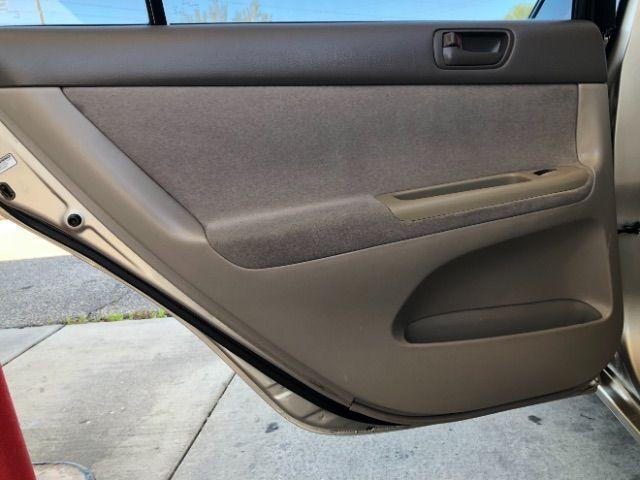 2004 Toyota CAMRY V6 XLE V6 LINDON, UT 16
