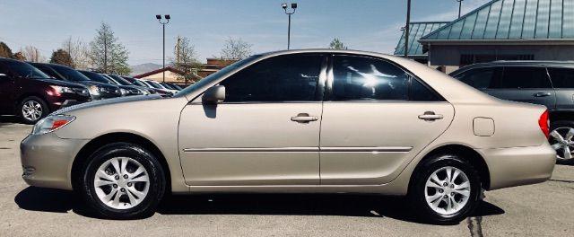 2004 Toyota CAMRY V6 XLE V6 LINDON, UT 2