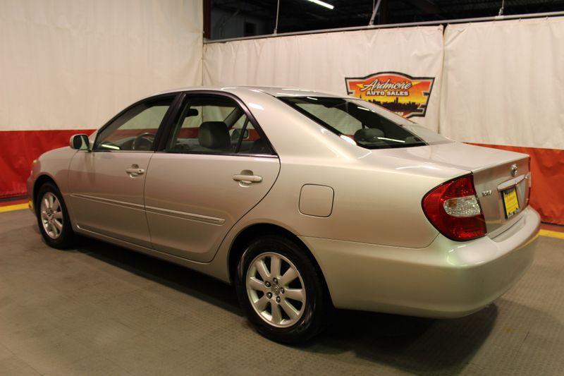 2004 Toyota Camry XLE  city Illinois  Ardmore Auto Sales  in West Chicago, Illinois