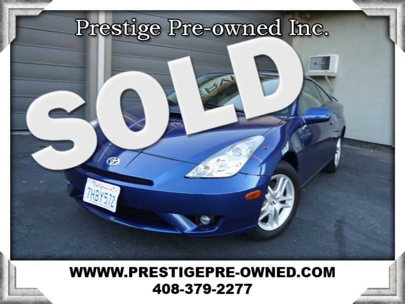 2004 Toyota Celica GT ((**GREAT STARTER CAR**))  in Campbell CA