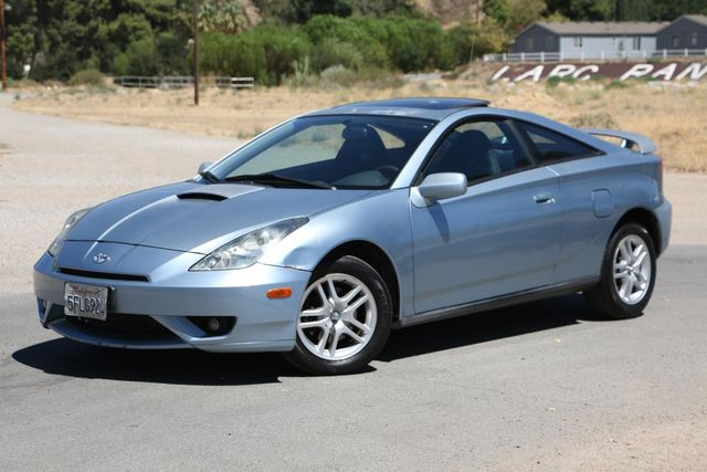 2004 Toyota Celica GT Santa Clarita, CA 1