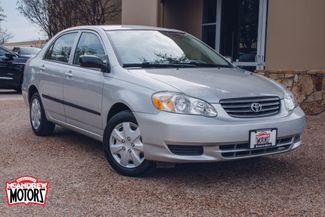 2004 Toyota Corolla CE LOW MILES in Arlington, Texas 76013