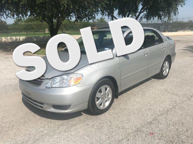 2004 Toyota Corolla LE | Ft. Worth, TX | Auto World Sales LLC in Fort Worth TX