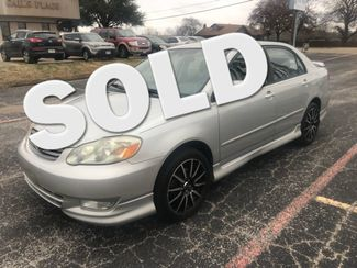 2004 Toyota Corolla S 78k Like New | Ft. Worth, TX | Auto World Sales LLC in Fort Worth TX