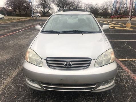 2004 Toyota Corolla S 78k Like New | Ft. Worth, TX | Auto World Sales LLC in Ft. Worth, TX