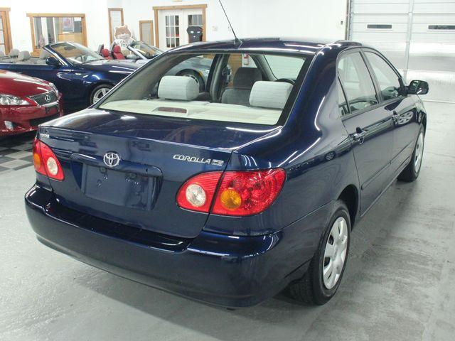 2004 Toyota Corolla LE Kensington, Maryland 4