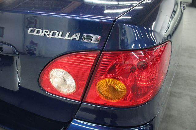 2004 Toyota Corolla LE Kensington, Maryland 102