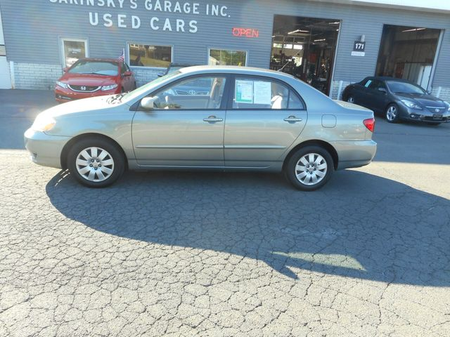 2004 Toyota Corolla LE New Windsor, New York