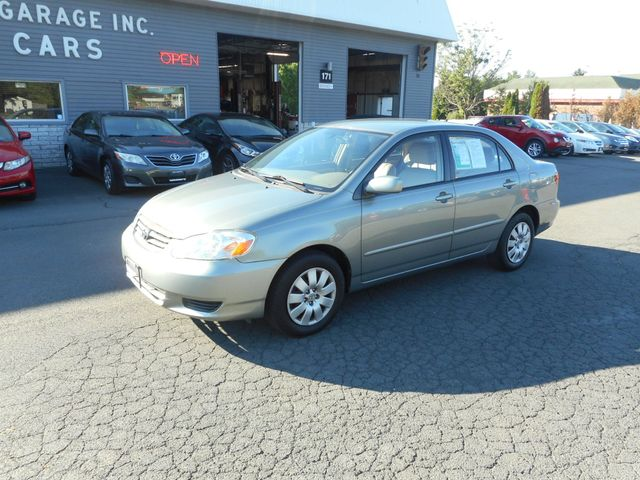 2004 Toyota Corolla LE New Windsor, New York 1