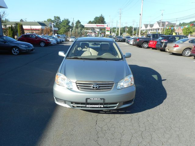 2004 Toyota Corolla LE New Windsor, New York 10