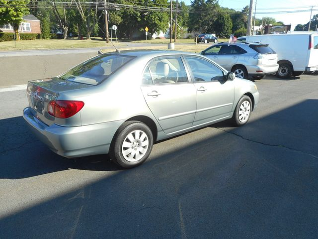 2004 Toyota Corolla LE New Windsor, New York 6
