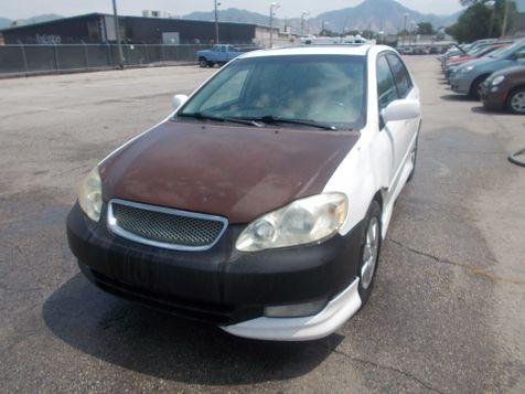 2004 Toyota Corolla S in Salt Lake City, UT