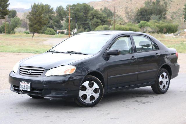 2004 Toyota Corolla CE Santa Clarita, CA 1