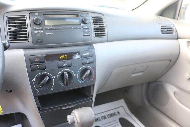2004 Toyota Corolla CE Santa Clarita, CA 18