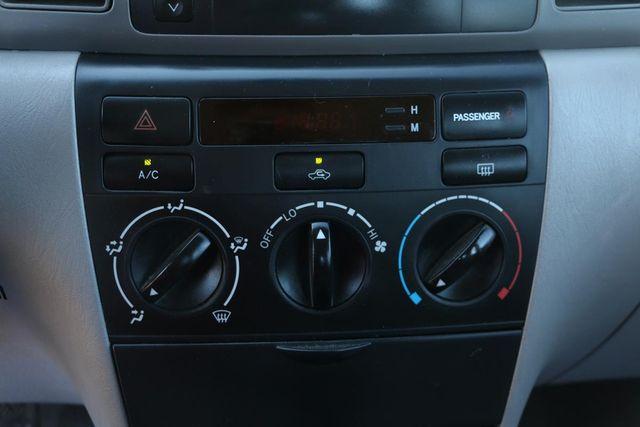 2004 Toyota Corolla CE Santa Clarita, CA 20