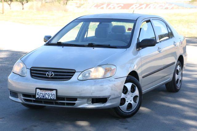 2004 Toyota Corolla CE Santa Clarita, CA 4