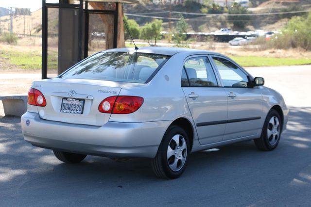 2004 Toyota Corolla CE Santa Clarita, CA 6