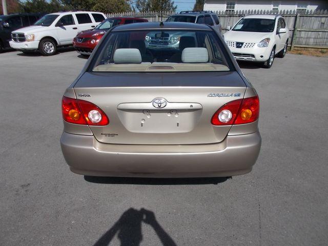 2004 Toyota Corolla LE Shelbyville, TN 12