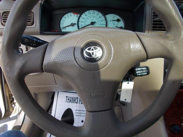 2004 Toyota Corolla LE Shelbyville, TN 23