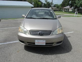 2004 Toyota Corolla LE  city TX  StraightLine Auto Pros  in Willis, TX