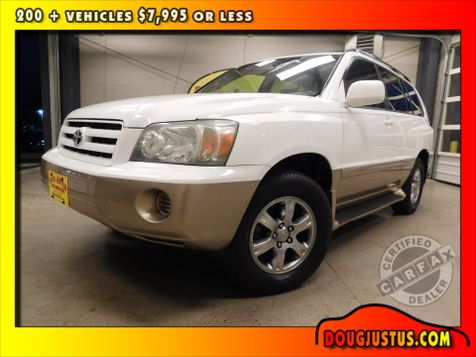 2004 Toyota Highlander  in Airport Motor Mile ( Metro Knoxville ), TN