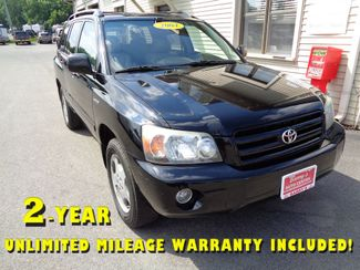 2004 Toyota Highlander Limited in Brockport NY, 14420