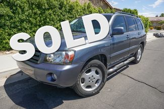 2004 Toyota Highlander in Cathedral City, California