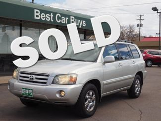 2004 Toyota Highlander Base Englewood, CO