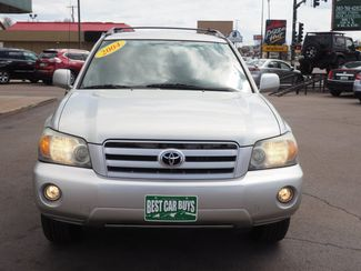 2004 Toyota Highlander Base Englewood, CO 1