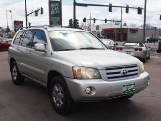 2004 Toyota Highlander Base Englewood, CO 2