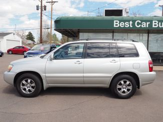 2004 Toyota Highlander Base Englewood, CO 8