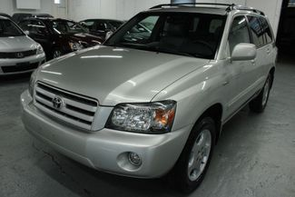2004 Toyota Highlander Limited Navi 4WD Kensington, Maryland 8