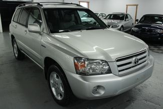 2004 Toyota Highlander Limited Navi 4WD Kensington, Maryland 9