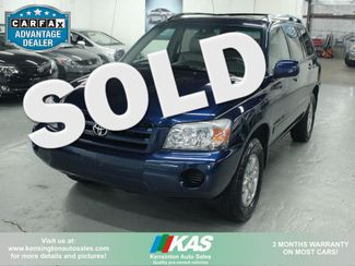 2004 Toyota Highlander V6 4WD Kensington, Maryland