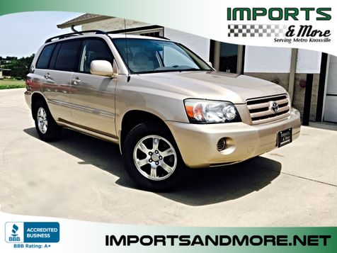 2004 Toyota Highlander  in Lenoir City, TN