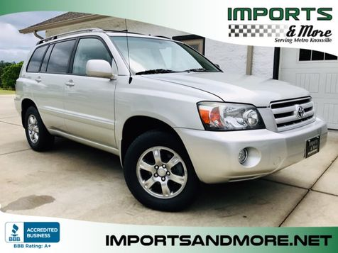 2004 Toyota Highlander V6 4WD 3rd Row in Lenoir City, TN